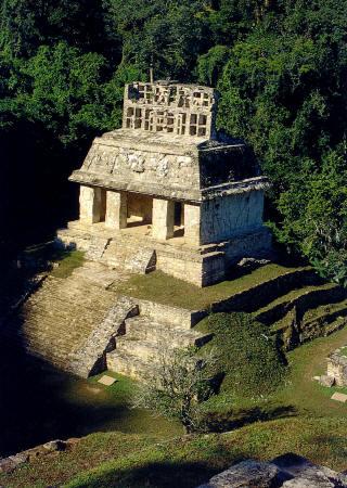 Informacion e imagenes de la arquitectura maya taringa for Las construcciones de los mayas