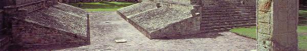 Informacion e Imagenes de la arquitectura maya