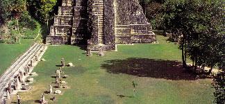 de los Mayas