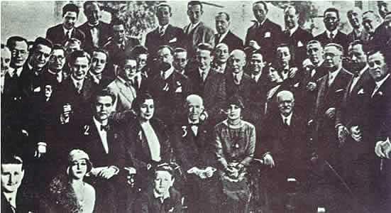 Homenaje en Granada a Federico García Lorca