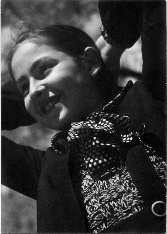Katia Acín. Autor: Ernesto Puertas. Hacia 1934 (Familia Acín)