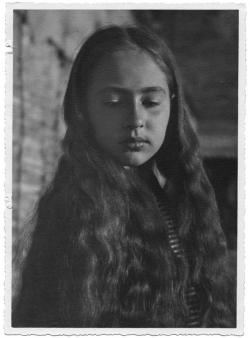 Katia Acín (ca. 1935)