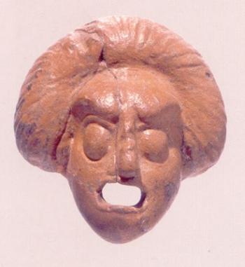 Máscara trágica