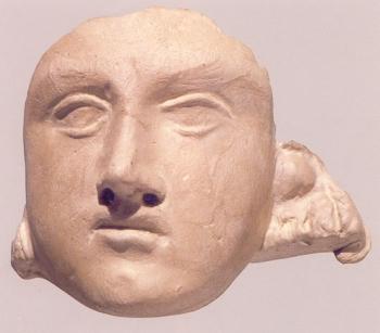 Máscara femenina