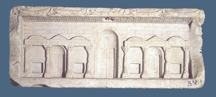 Modelo de scaenae frons