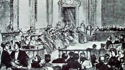 Conferencias dominicales para la educación de la mujer en el Paraninfo de la Universidad de Madrid. 1869