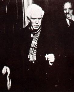 Manuel Portela Valladares, jefe del gobierno en el momento de las elecciones