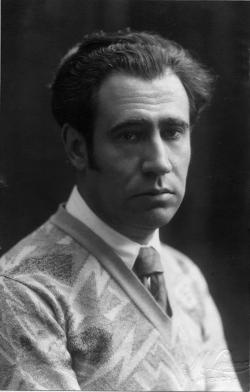 Retrato de Ramón Acín (ca. 1930)