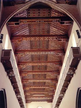 Techumbre Catedral de Teruel