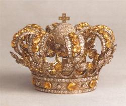 Corona del Niño de la Virgen de Atocha