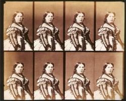 Retrato Isabel II