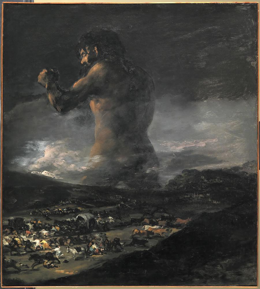 El Coloso – Artehistoria