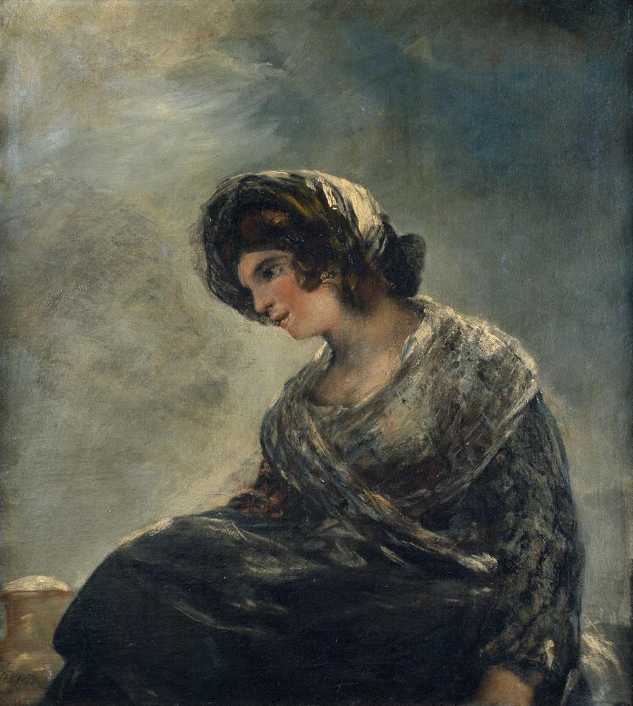 La lechera de burdeos artehistoria - La lechera de vermeer ...
