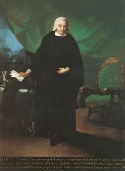 Goya. Retrato de Antonio Beyán Monteagudo. 1782