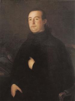 Goya. Retrato de Camilo Goya. Hacia 1783-1784