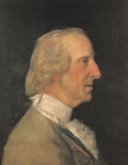 Goya. Retrato del Infante don Luis de Borbón. 1783