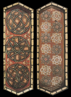 La techumbre de la Catedral de Teruel. Ornamentación geométrica