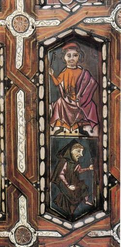 La techumbre de la Catedral de Teruel. Mensario (enero y febrero)