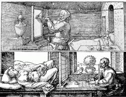 Instrumentos para la representación en perspectiva