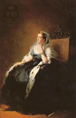 Retrato de Eugenia de Montijo