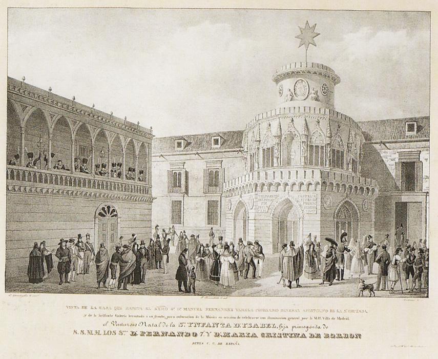 VIII. El liberalismo político en tiempos de Isabel II