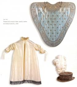 Vestimenta de la coronación