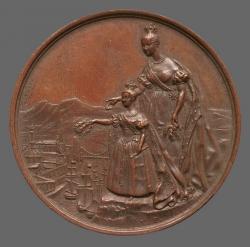 Medalla conmemorativa del sitio de Bilbao