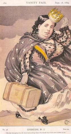 Caricatura del «Vanity Fair»