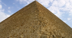 Fig. 2. The Great Pyramid of Khufu, Giza