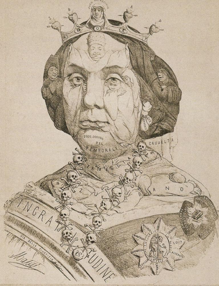 IX. Isabel II: Le diable au corps