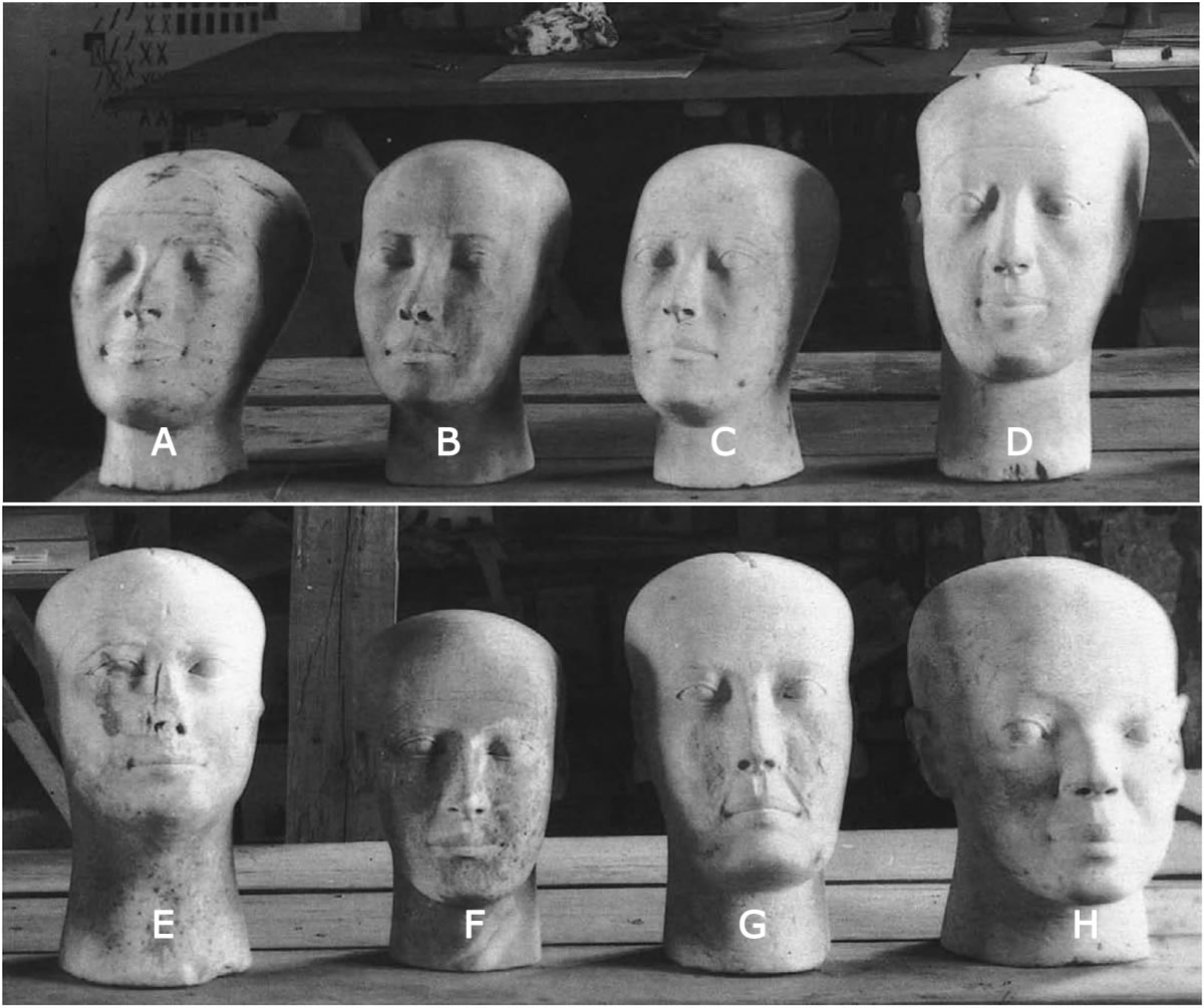 Reserve Heads. An Enigma of Old Kingdom Sculpture