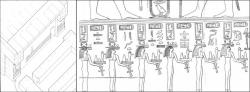 Fig. 49. Temple of Snefru, Dahshur