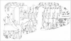 Fig. 51. Temple of Niuserre, Abu Ghurab