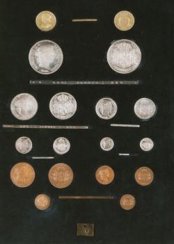 Sistema monetario de 1854