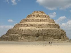 Pyramid of Djoser, Saqqara