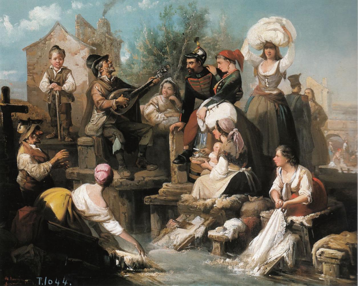 XI. La sociedad isabelina. Cambios de época
