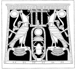 Fig. 77. Pectoral of Princess Sit-Hathor
