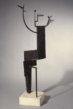 Julio González: Dafhné. 1937. Museo Nacional Reina Sofía.