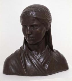 Julio Antonio: Minera de Puertollano. 1909. Madrid. Museo Reina Sofía