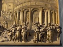 Ghiberti: Puertas del Paraíso