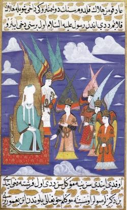 La Cúpula de la Roca en Jerusalén. El viaje nocturno de Mahoma