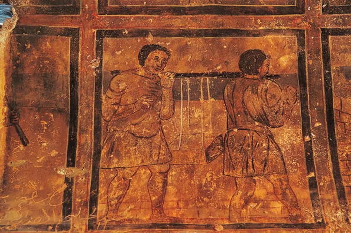 IV. Los Palacios de los Omeyas