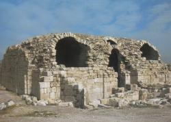 Los Palacios de los Omeyas. Kasr Amman. Figura 23: un edificio ignorado