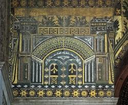 Mezquita de Damasco. Arquitecturas imaginarias