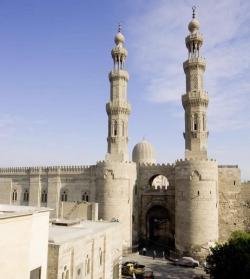 La muralla de El Cairo. Figura 27a-b: en vísperas de la Primera Cruzada