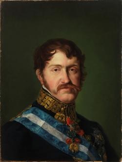 Vicente López Portaña: Retrato del infante don Carlos María Isidro, ca. 1814