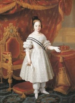 Retrato de Isabel II, 1838