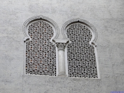La Aljafería. Figura 20: delicadeza de los claustra