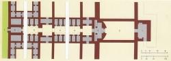 La Ciudad Redonda. Figura 1b: detalle murallas