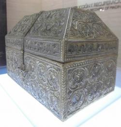 La fastuosidad de los Omeyas de Córdoba. El escriño de Hisham II